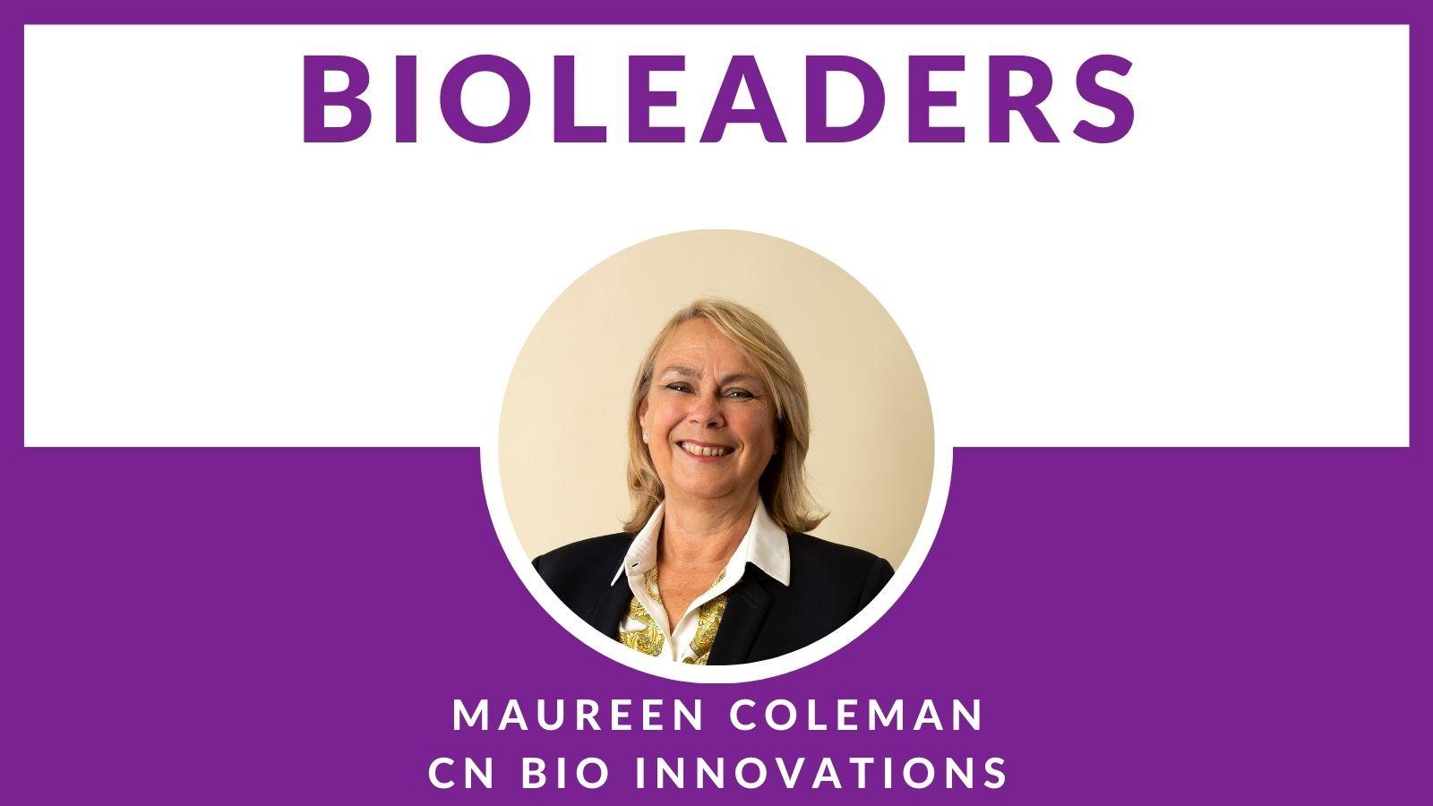 BioLeader Interviewee Maureen Coleman