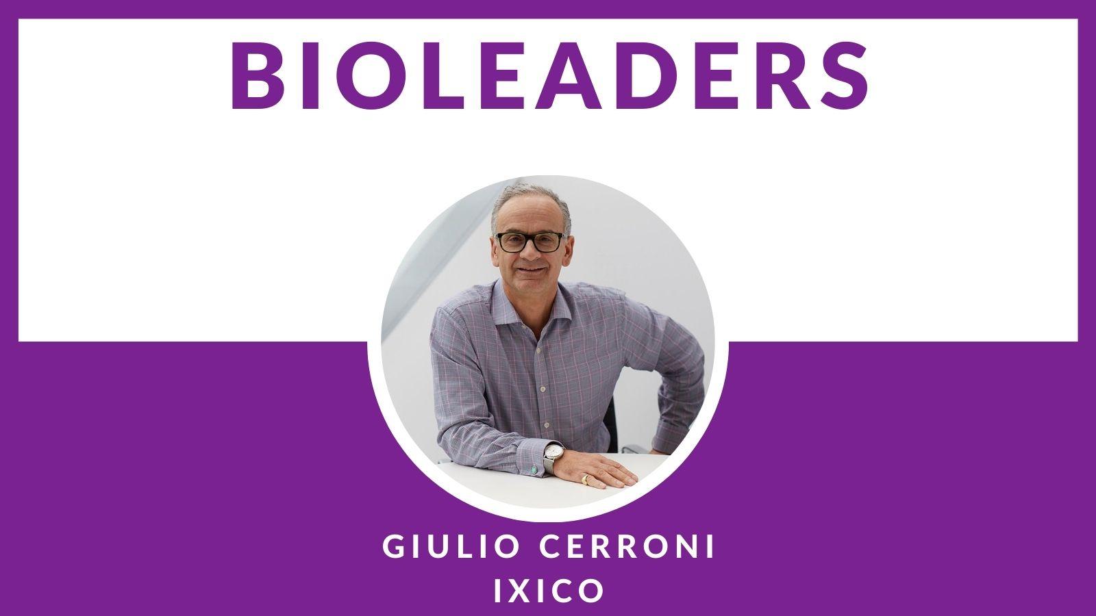 BioLeader Interviewee Giulio Cerroni