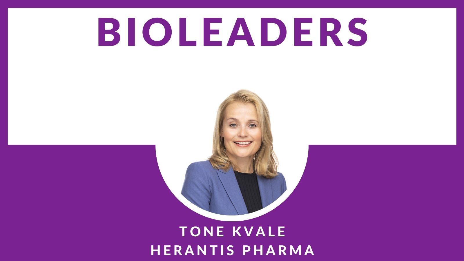 BioLeader Interviewee Tone Kvale