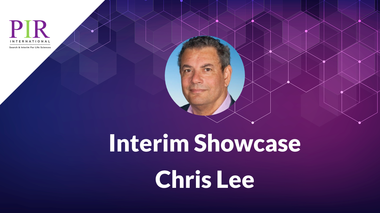 Interim Showcase - Chris Lee