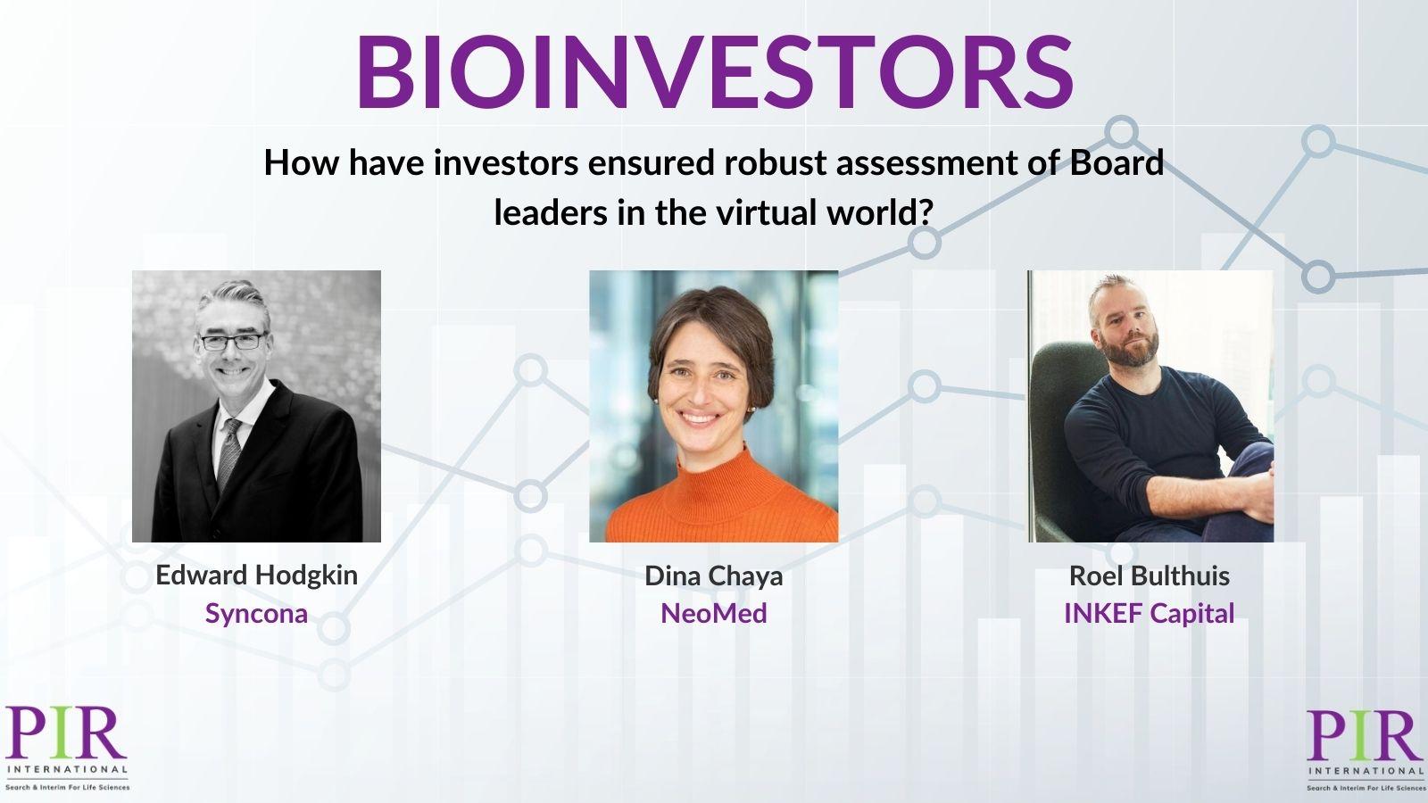 BioInvestors Q2 Part 2
