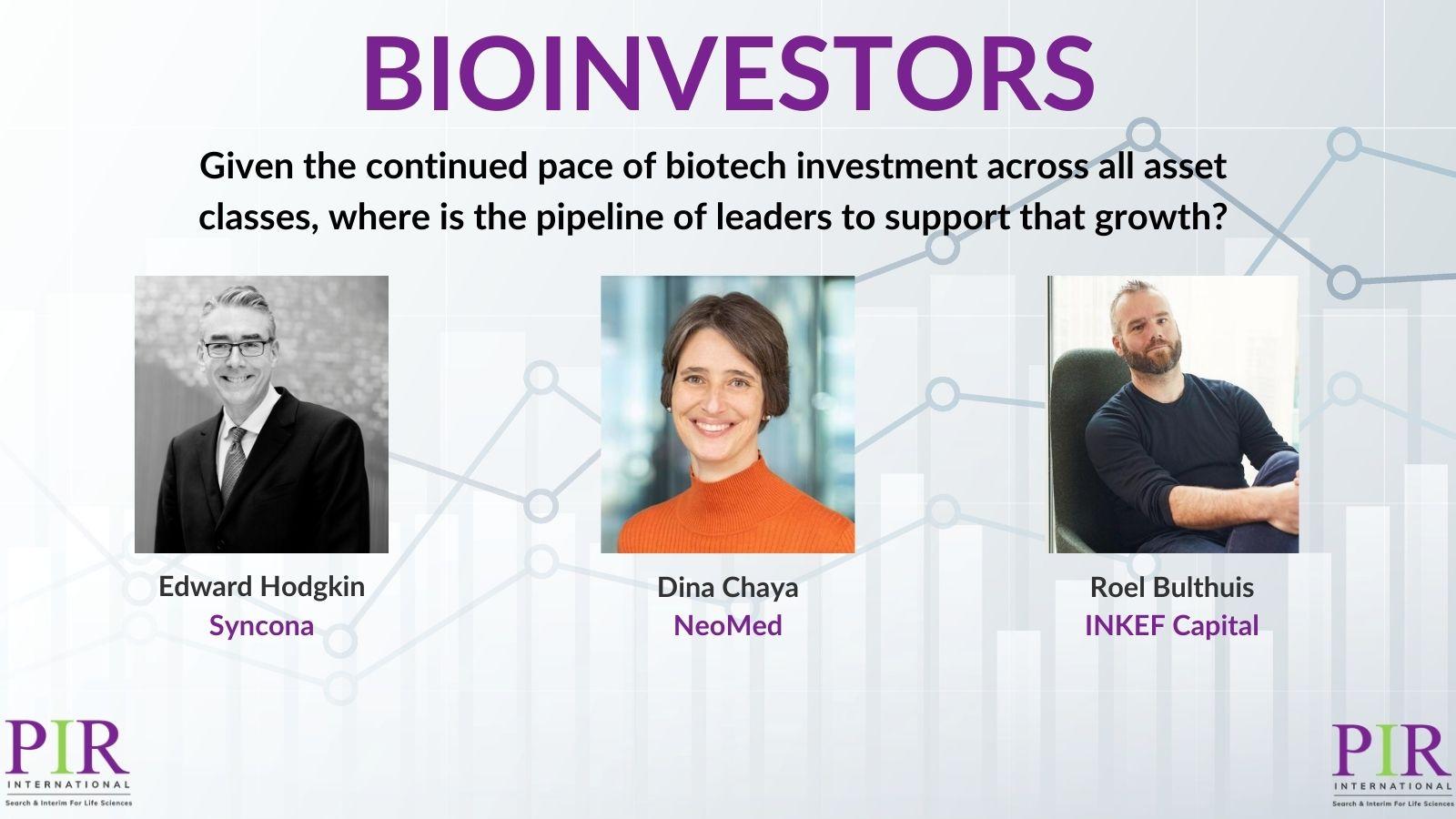 BioInvestors Q2 Part 3