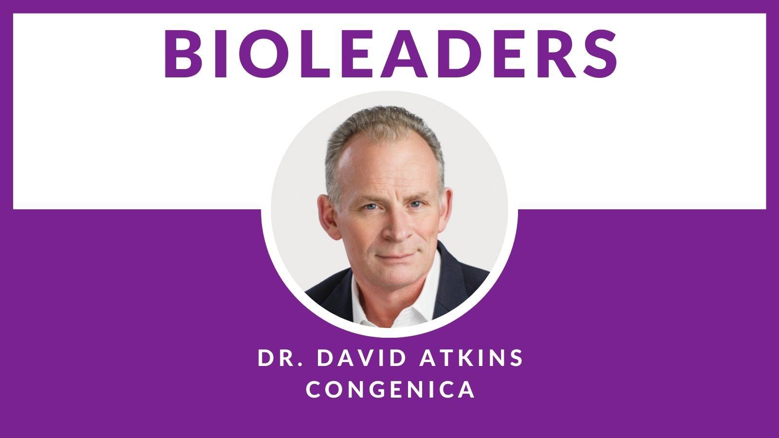 David Atkins BioLeader Interviewee